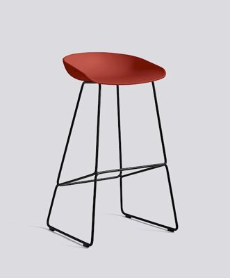 Barová židle About a Stool AAS 38 Low / High
