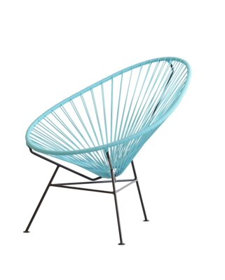 Křeslo Acapulco Chair, Light Blue