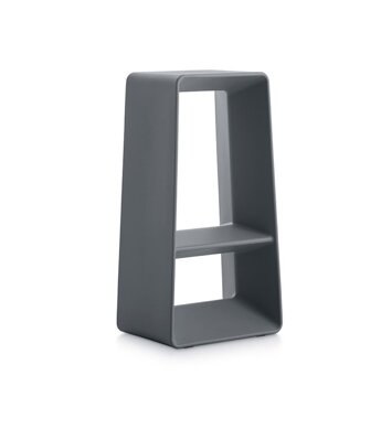 Barová židle Air High Stool Anthracite