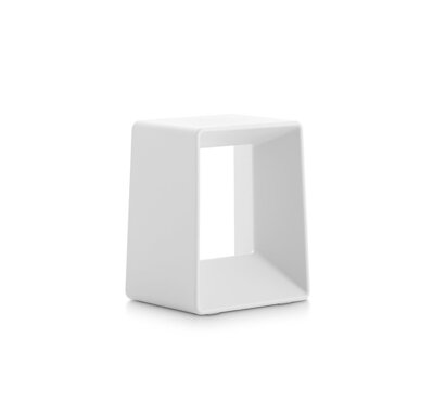 Stolička Air Low Stool, White