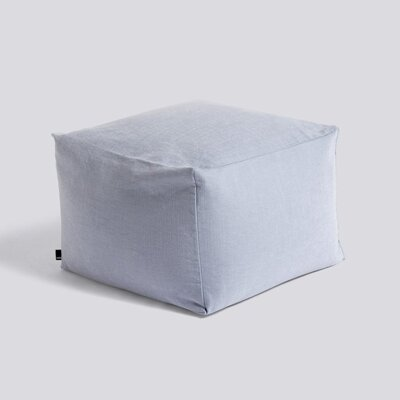Taburet Pouf Soft Blue
