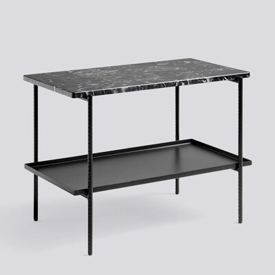 Konferenční stolek Rebar Side Table Marble, Rectangular
