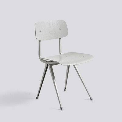Židle Result Chair, Beige Powder Coated Steel - Beige