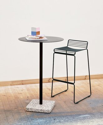 Stolek Terrazzo Table High