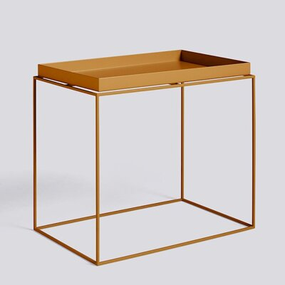 Stolek Tray Table, Side Table L, Toffee