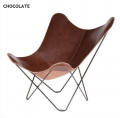 Křeslo Mariposa Pampa - Chocolate, Butterfly Chair