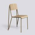 Židle Petit Standard / Clay Powder Coated Steel / Matt Lacquered
