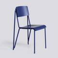Židle Petit Standard / Ultra Marine Blue Powder Coated Steel / Ultra Marine Blue Stained