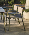 Židle Stack Dining Armchair Model 3