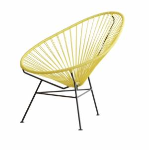 Křeslo Acapulco Chair, Yellow