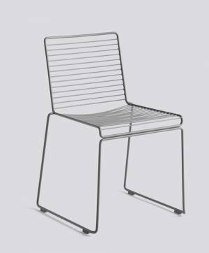 Židle Hee Dining Chair Asphalt Grey