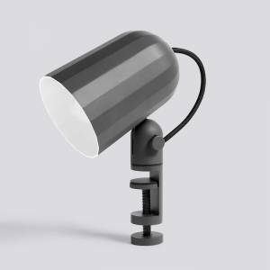 Lampa Noc Clamp / Dark Grey