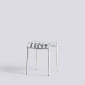 PALISSADE STOOL HOT GALVANISED