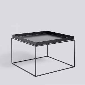 Stolek Tray table, Coffee table, Black