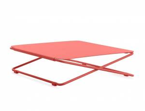 Stolek Valentina table Red 16 cm